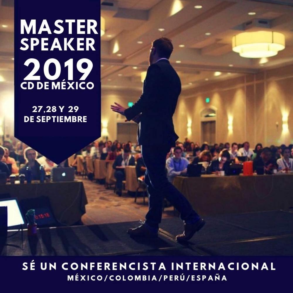 MASTER SPEAKER MEXICO